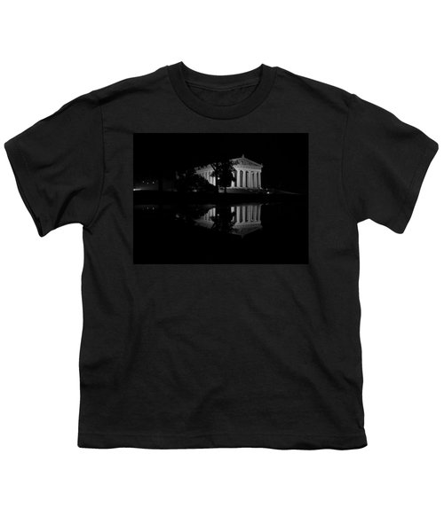 Parthenon Puddle Youth T-Shirt