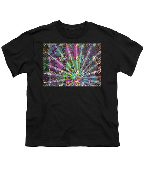 Sparkle Focus Graphic Chakra Mandala By Navinjoshi At Fineartamerica.com Fineart Posters N Pod Gifts Youth T-Shirt