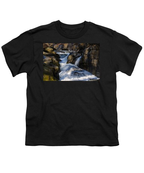 unnamed NC waterfall Youth T-Shirt