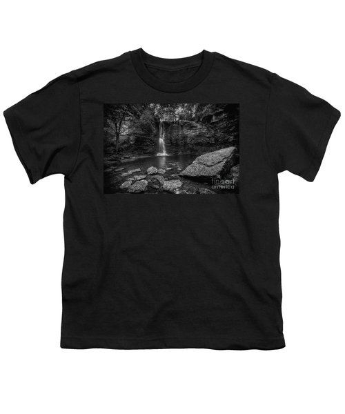 Hayden Falls Youth T-Shirt by James Dean