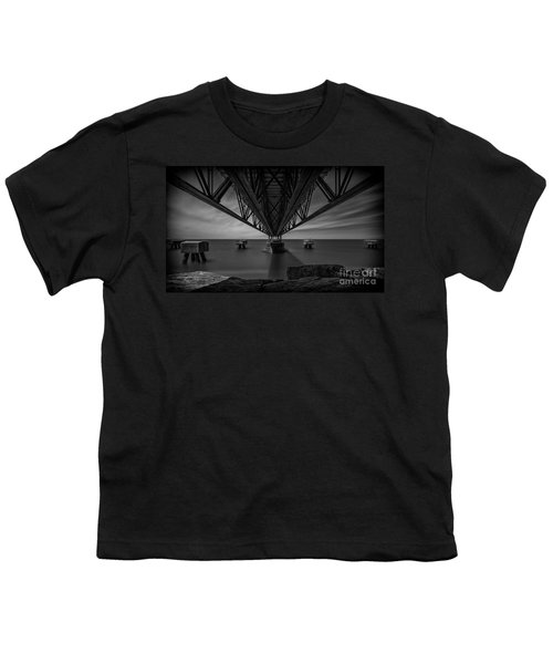 Under The Pier Youth T-Shirt by James Dean