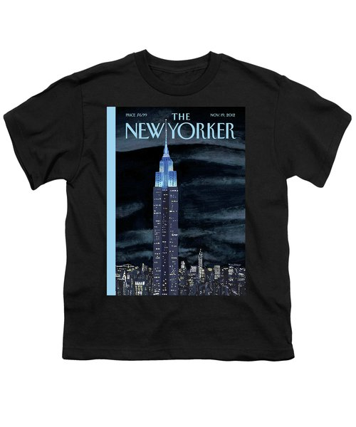 New Yorker November 19th, 2012 Youth T-Shirt