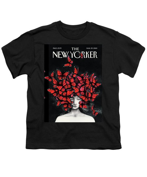 New Yorker March 29th, 2010 Youth T-Shirt