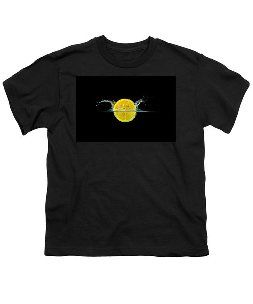 Splashing Lemon Youth T-Shirt