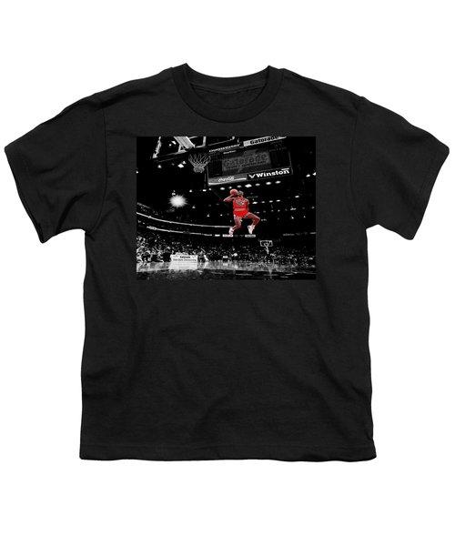 Air Jordan Youth T-Shirt by Brian Reaves
