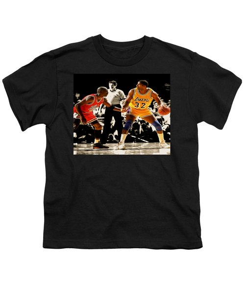 Air Jordan On Magic Youth T-Shirt