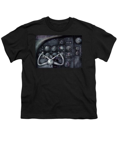Air - The Cockpit Youth T-Shirt