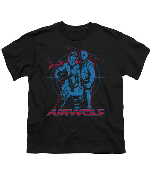 Airwolf - Graphic Youth T-Shirt