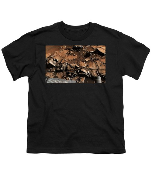 Alexander Hills Bedrock In Mars Youth T-Shirt