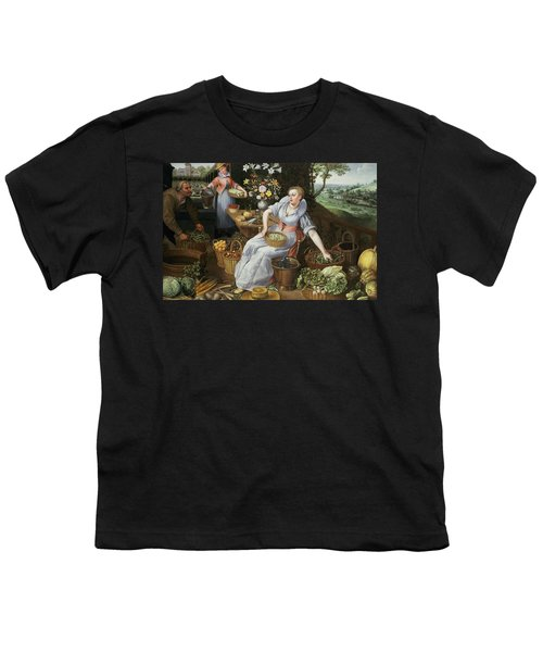 An Allegory Of Summer Youth T-Shirt