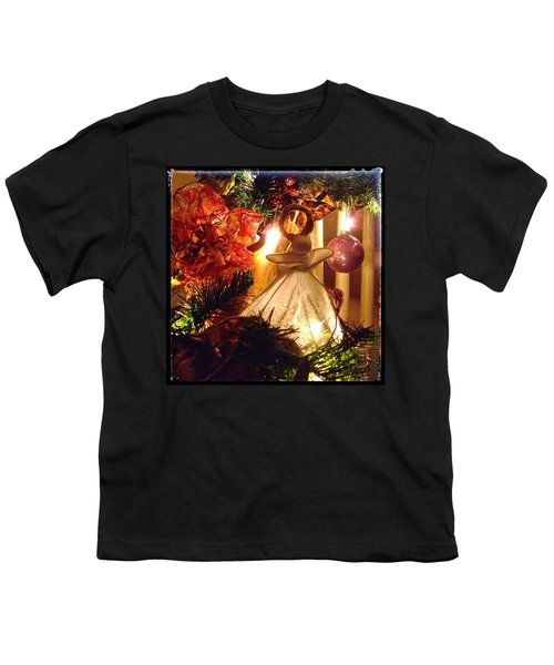 Angelic - Christmas 2012 #christmas Youth T-Shirt
