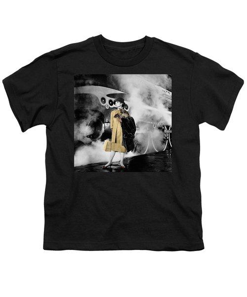 Audrey Hepburn 7 Youth T-Shirt