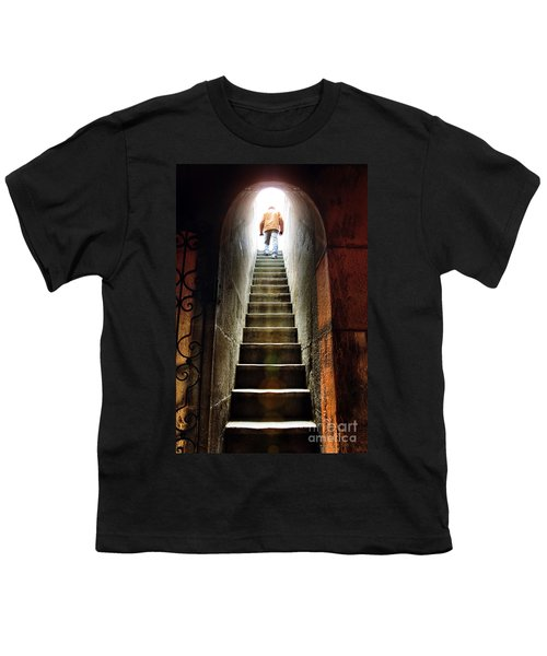 Basement Exit Youth T-Shirt
