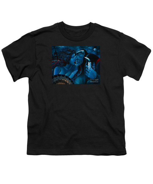Beauty And The Beast Youth T-Shirt