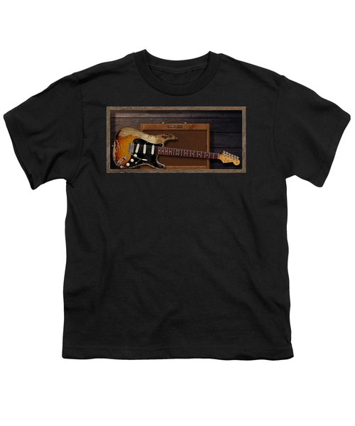 Blues Tools Youth T-Shirt