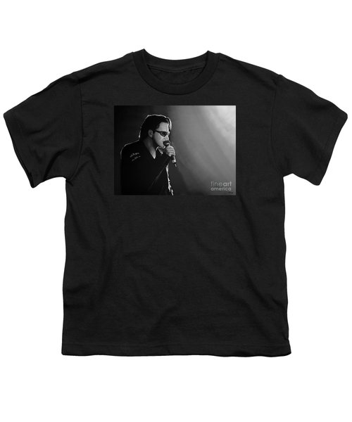 Bono Youth T-Shirt by Meijering Manupix