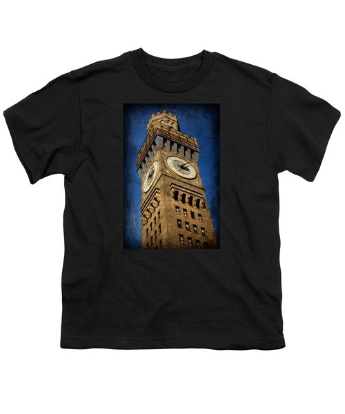 Bromo Seltzer Tower No 3 Youth T-Shirt