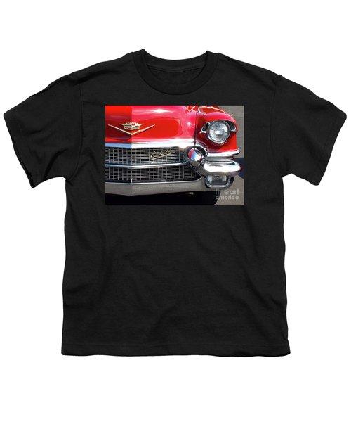 Bullet Bumpers - 1956 Cadillac Youth T-Shirt