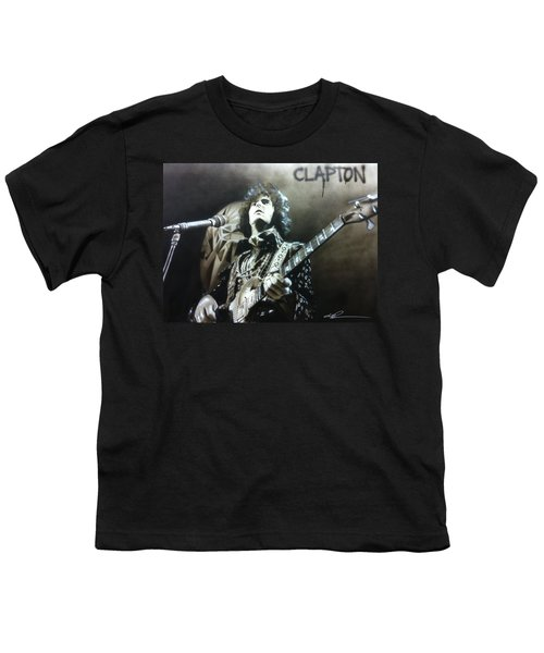 Clapton Youth T-Shirt