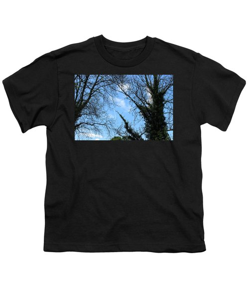Clouds In The Sky Youth T-Shirt