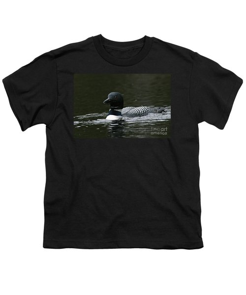 Common Loon 2 Youth T-Shirt