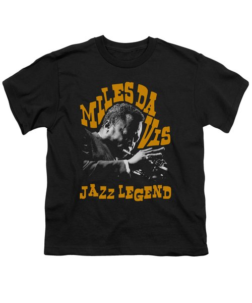 Concord Music - Jazz Legend Youth T-Shirt