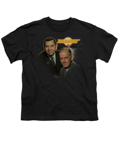 Dragnet - Dragnet Youth T-Shirt
