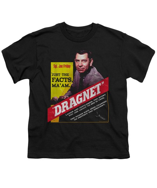 Dragnet - Pulp Youth T-Shirt