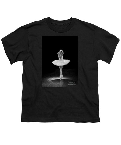 Dying Swan 5. Youth T-Shirt