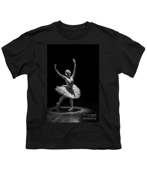 Dying Swan 6. Youth T-Shirt