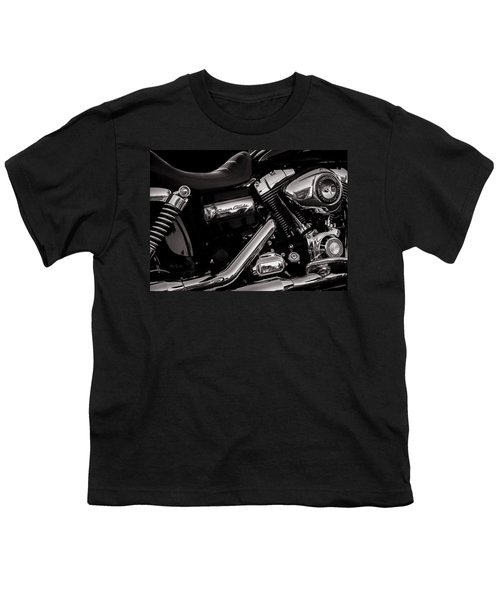 Dyna Super Glide Custom Youth T-Shirt