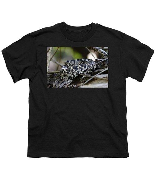 Eastern Diamondback-1 Youth T-Shirt