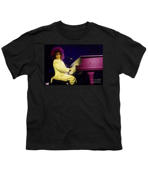 Elton Youth T-Shirt by David Plastik