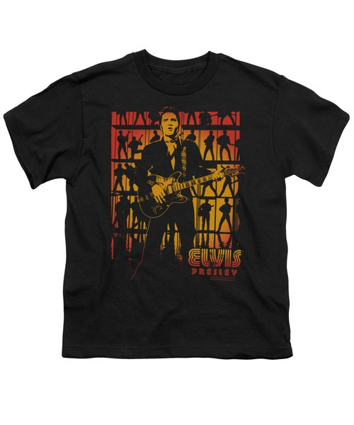 Elvis - Comeback Spotlight Youth T-Shirt
