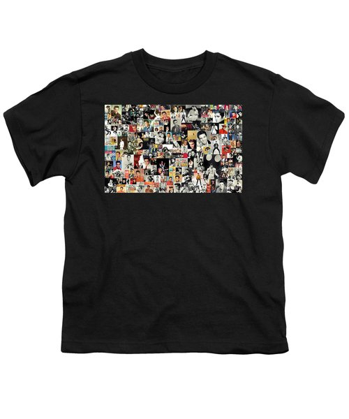 Elvis The King Youth T-Shirt