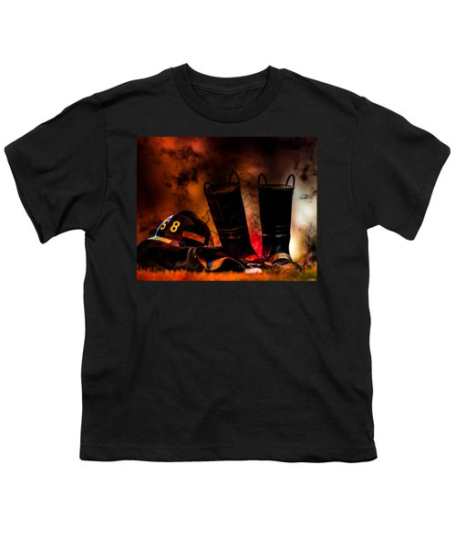 Firefighter Youth T-Shirt