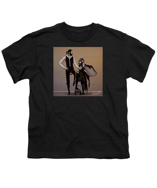Fleetwood Mac Rumours Youth T-Shirt by Paul Meijering