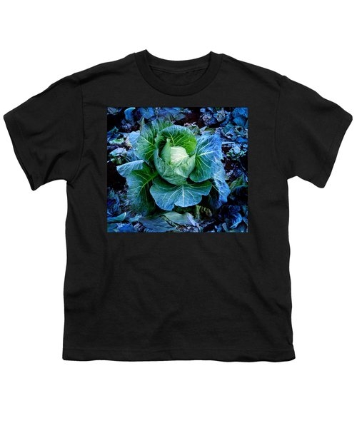 Flower Youth T-Shirt by Julian Cook