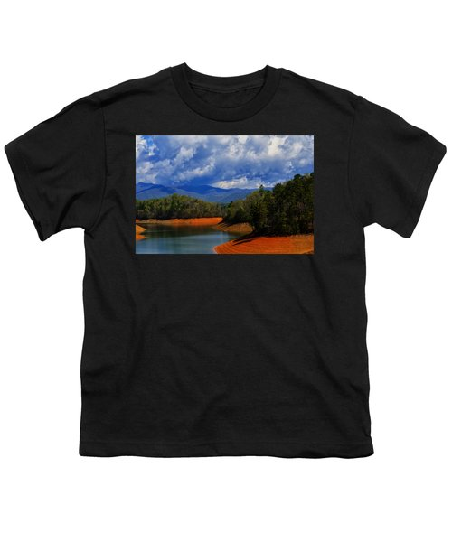 Fontana Lake Storm Youth T-Shirt