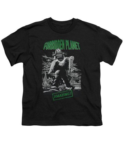 Forbidden Planet - Robot Poster Youth T-Shirt