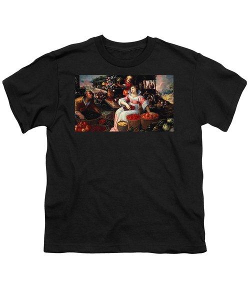 Fruitmarket Summer, 1590 Youth T-Shirt