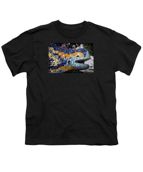 Gaudi Dragon Youth T-Shirt