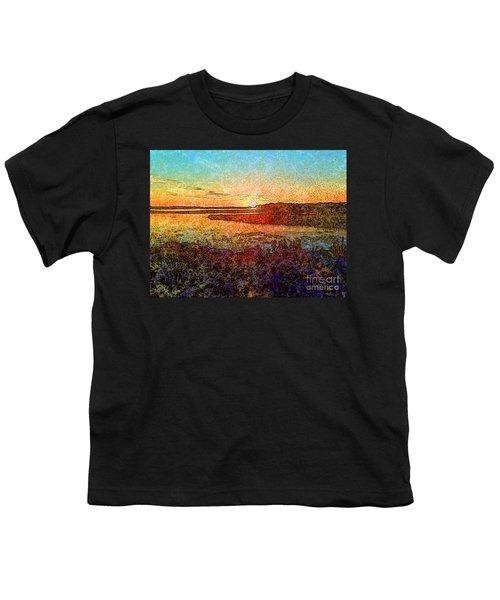 Georgian Bay Sunset Youth T-Shirt