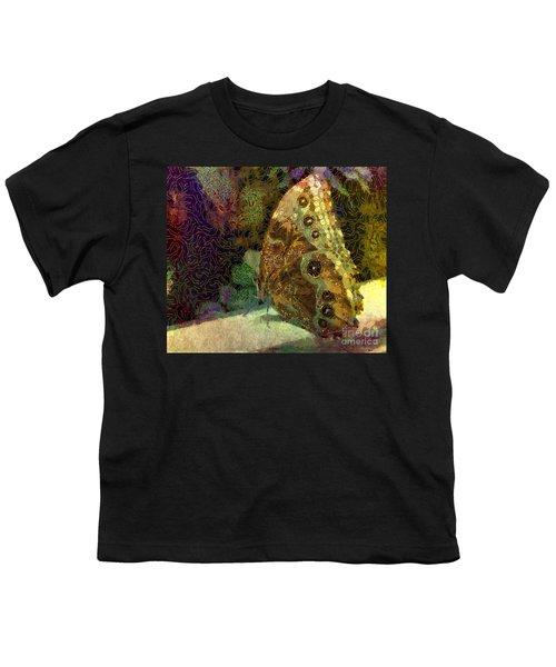 Golden Butterfly Youth T-Shirt