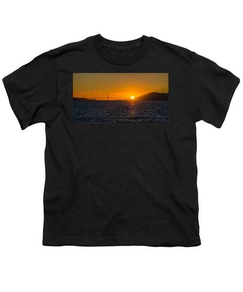 Golden Gate Bridge Youth T-Shirt