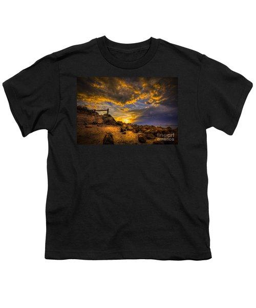 Golden Shore Youth T-Shirt