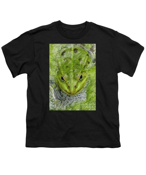 Green Frog Youth T-Shirt