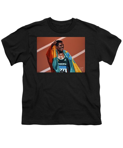 Haile Gebrselassie Youth T-Shirt