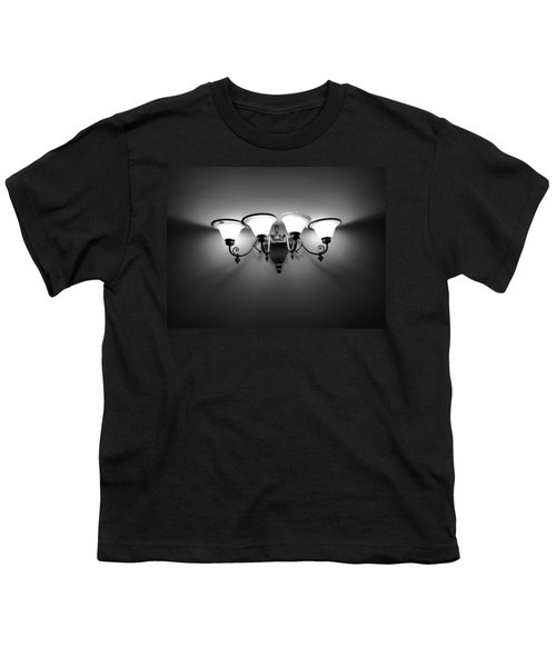 Harlem Sconce Youth T-Shirt by H James Hoff