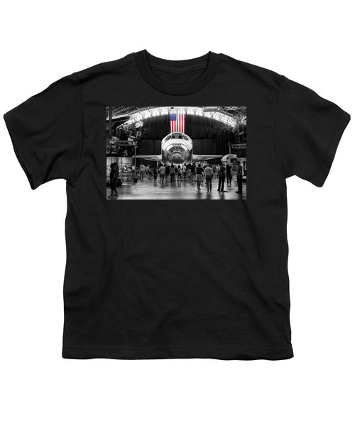 Youth T-Shirt featuring the photograph Home At Last by Jim Thompson